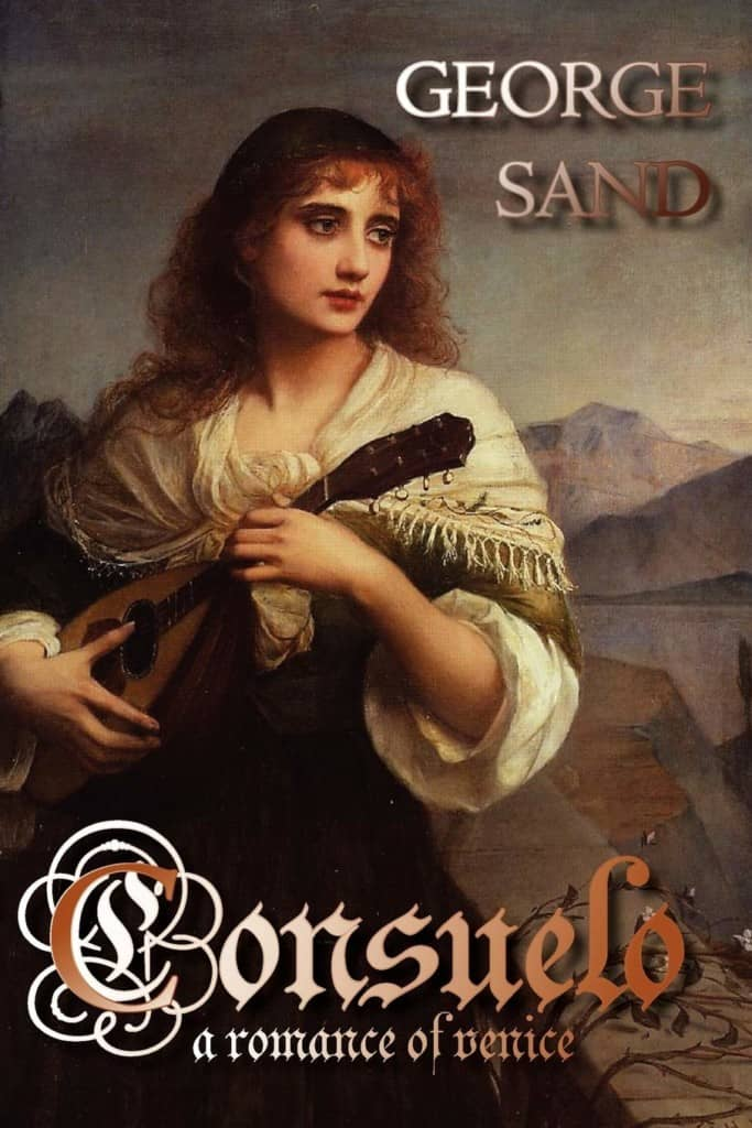 Consuelo George Sand Book