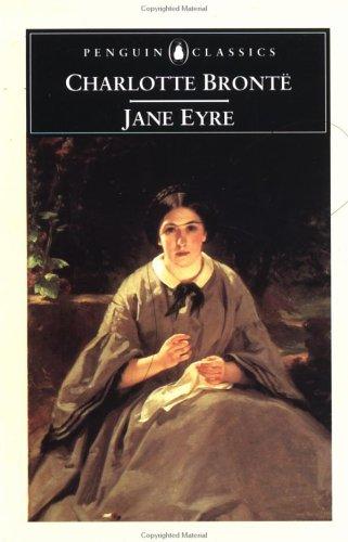 Jane Eyre Charlotte Bronte Book
