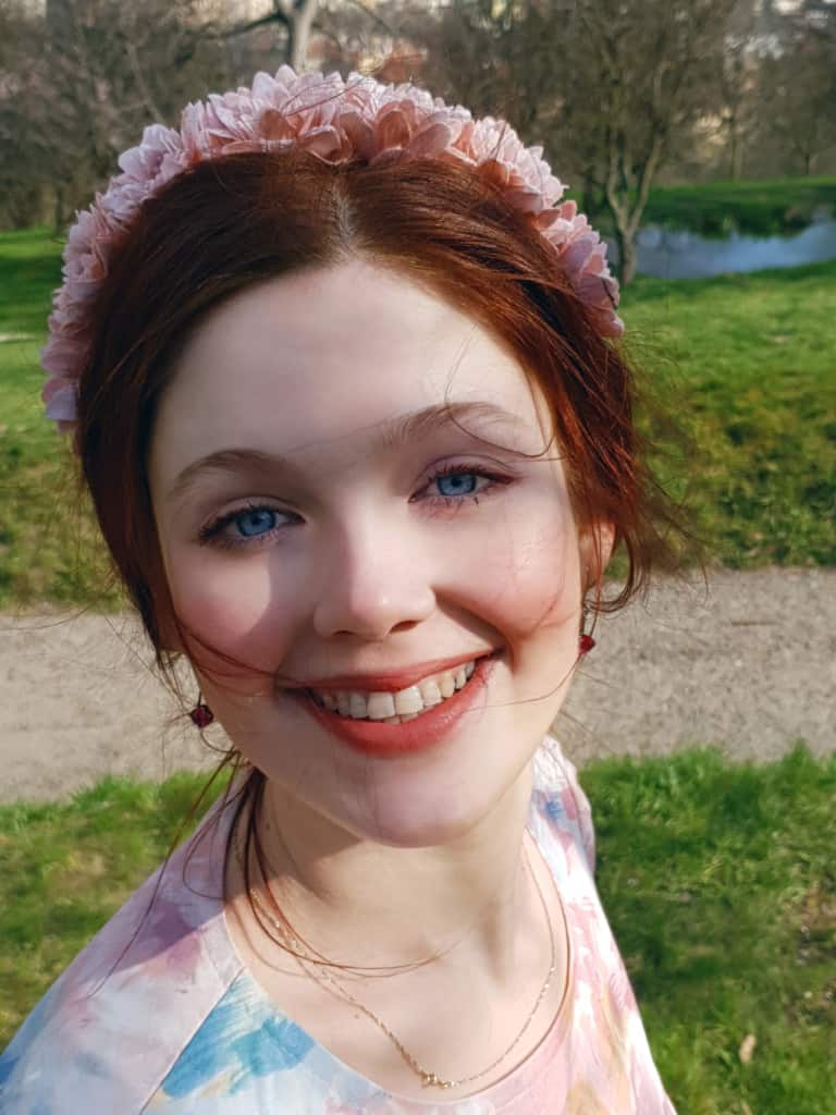 Smile Rebecca Lord