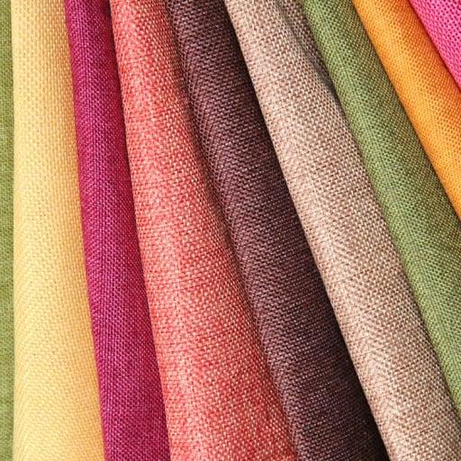 Linen Fabrics Colors